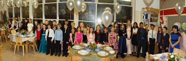 Elementary's Formal Dinner 2015